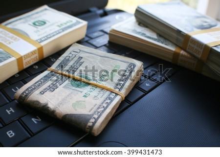 Pennies Stock Photo - stock photo