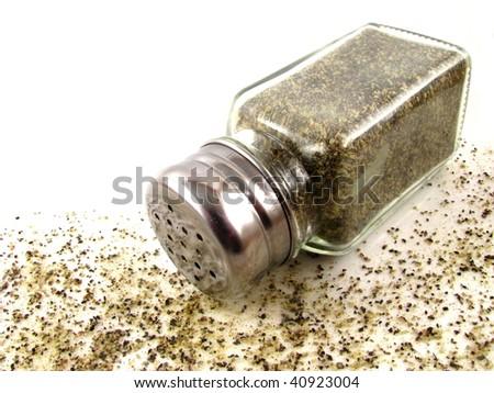 Pepper Shaker - stock photo