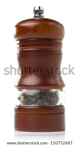 Pepperbox - stock photo