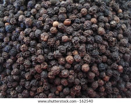 Peppercorn - stock photo