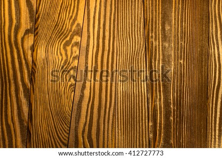 Perfect irregular old and rough wood timber surface texture background. This decently polished wood background texture has a beautiful irregular and natural ambience which gives it an authentic feel. - stock photo
