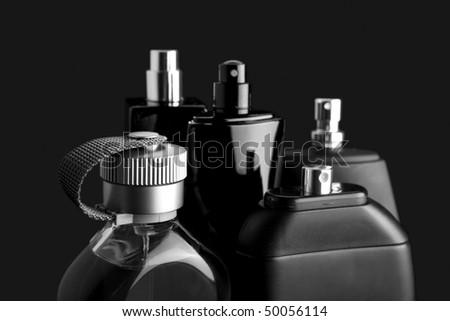 Perfumery - stock photo