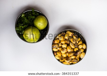 Complement stock photos images pictures shutterstock for Art of peruvian cuisine