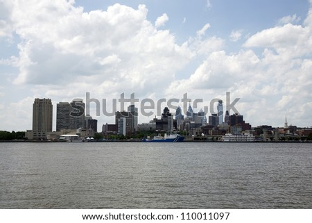 Philadelphia Pennsylvania - stock photo