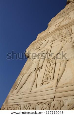 Philae Temple, Aswan, Egypt - stock photo