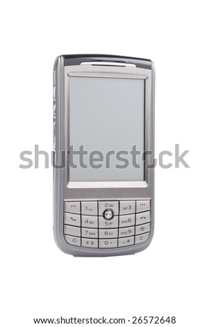 Phone (included path) - stock photo