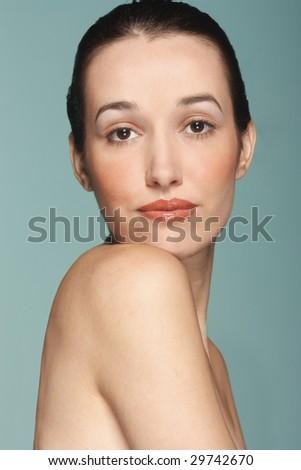 photo beauty - stock photo