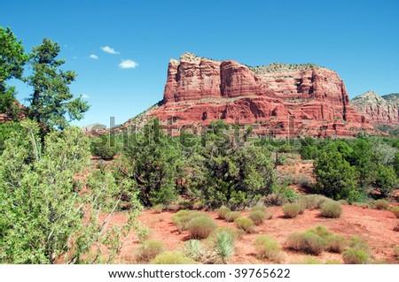 photo capture of a breathtaking natural nature landscape - stock photo