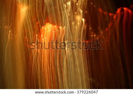 photo effects, background, light abstraction, blur, unique patterns, without treatment in the editors - stock photo