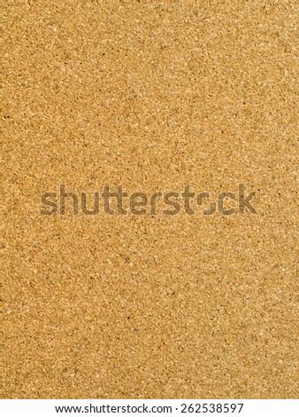 Photo of a cork notice board or bulletin board. - stock photo