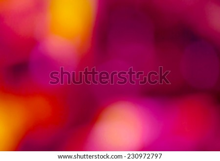 Photo of bokeh lights  - stock photo