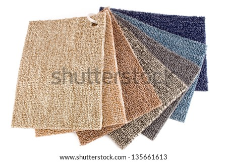 Photo of Carpet Guide - stock photo
