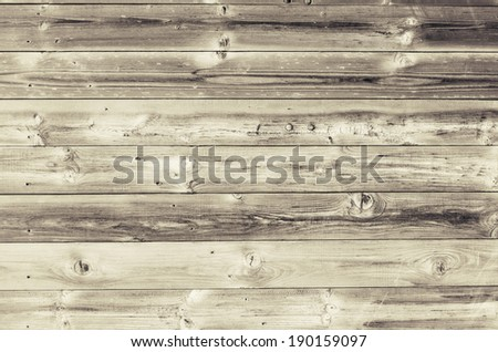 Photo of the Natural Wooden Background - stock photo