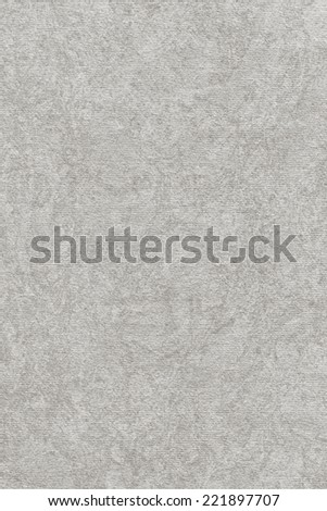 Photograph of Gray Striped Pastel Paper, coarse grain, bleached, blotted grunge texture sample. - stock photo