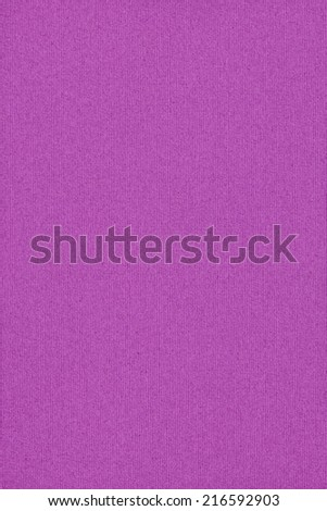 Photograph of Purple recycle striped paper, extra coarse grain, grunge texture sample. - stock photo