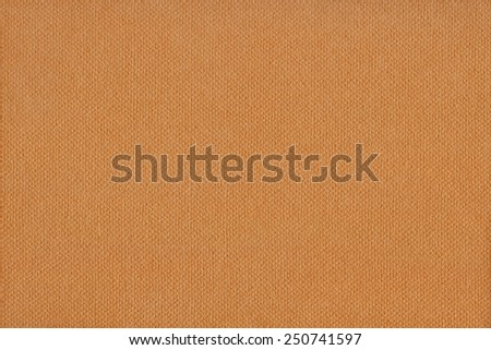 Photograph of Recycle Orange Pastel Paper, coarse grain, grunge texture sample. - stock photo