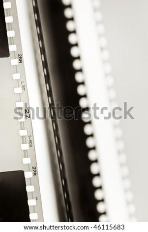 photography, cinema theme background - stock photo