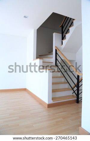 Picture of Staircase in The House - stock photo