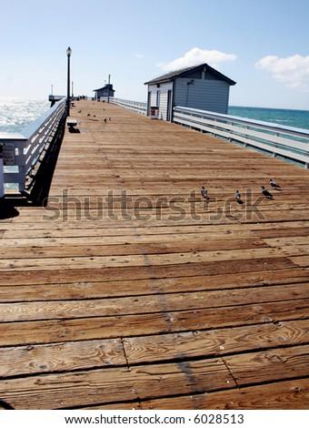 pier #1 - stock photo
