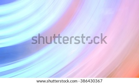pink and blue light abstract motion background - stock photo