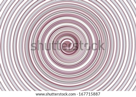 pink and white hypnotic background.  - stock photo