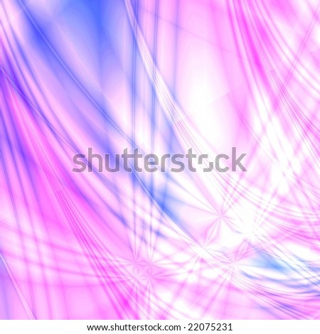 Pink-blue abstract background - stock photo