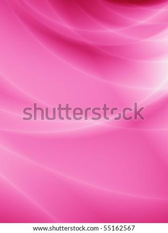 Pink card design - stock photo