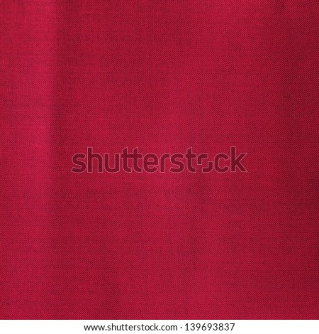 pink fabric background - stock photo