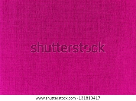 pink fabric texture background - stock photo