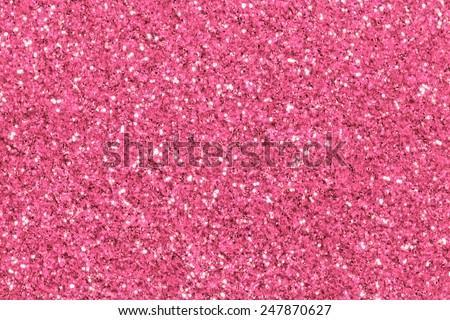 Pink Glitter Background./ Pink Glitter Background - stock photo