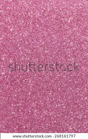 pink glitter texture christmas abstract background - stock photo