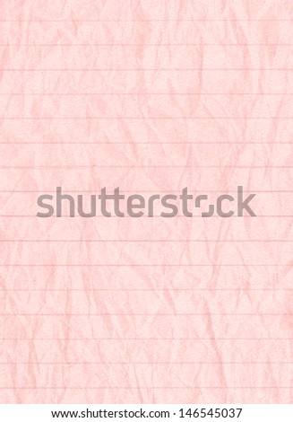 Pink paper background - stock photo