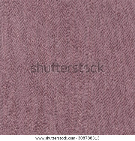 Pink paper background with textile pattern - stock photo