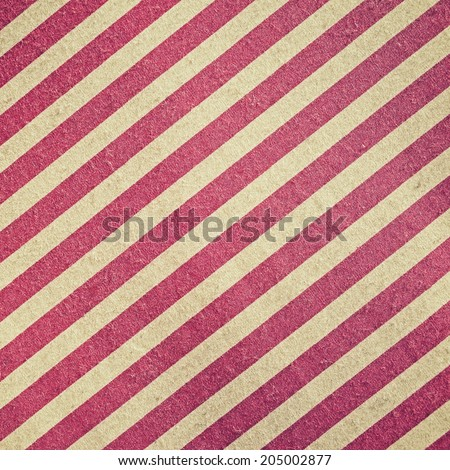 pink stripes retro pattern background - stock photo