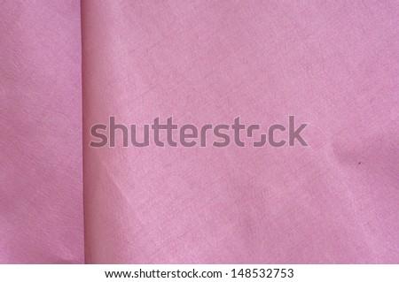 Pink thai silk fabric pattern background - stock photo