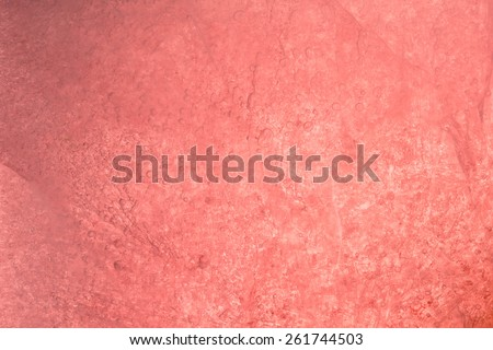 Pinkish colored ice texture background made of frozen ice - stock photo