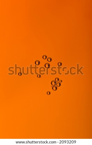pint of beer, bitter, lager with bubbles - stock photo