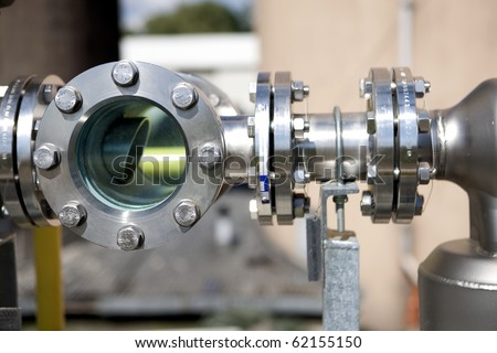 Pipe Connect - stock photo