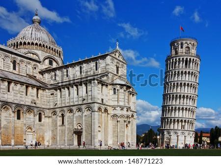 PISA - stock photo