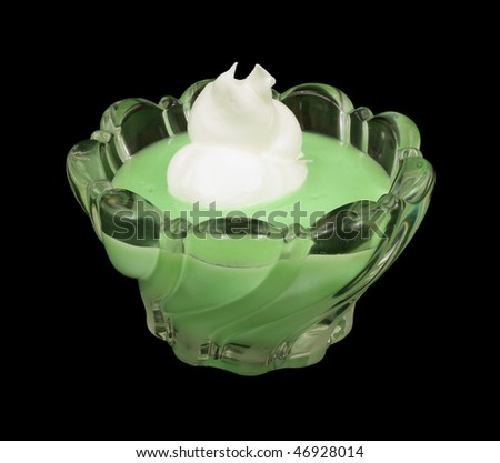 Pistachio Pudding Stock Photos, Images, & Pictures | Shutterstock