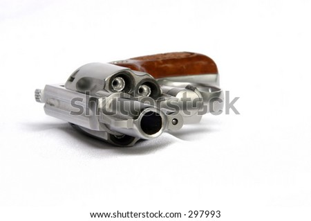 Pistol  No2 - stock photo