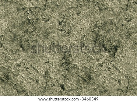 Pitted concrete surface abstract texture - stock photo