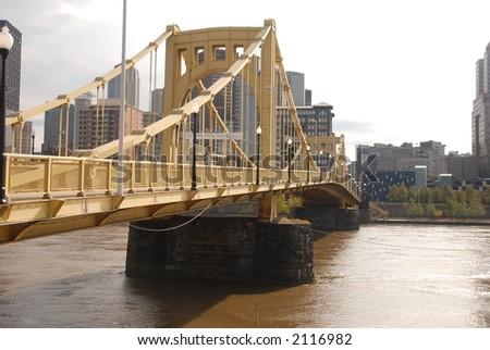 Pittsburgh, PA - stock photo