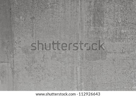 plaster grey texture high detailed - stock photo