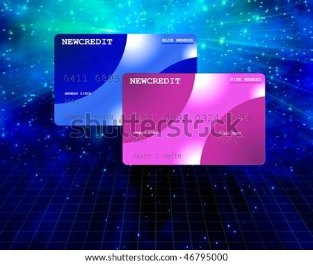 Plastic - stock photo