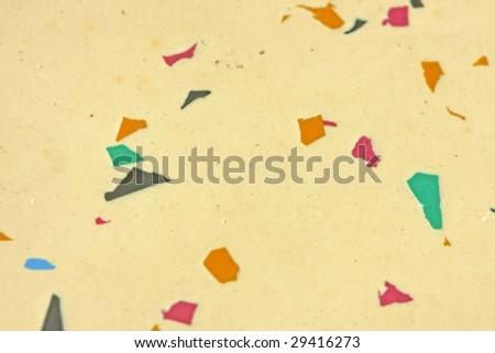 plastic texture - stock photo