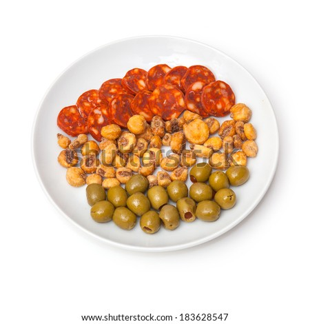 Chorizo And Green Olive Stuffing Recipes — Dishmaps