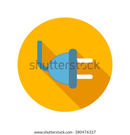 Plug icon. Plug icon art. Plug icon web. Plug icon new. Plug icon www. Plug icon app. Plug icon big. Plug icon best. Plug icon site. Plug icon sign. Plug icon image. Plug icon color. Plug icon shape - stock photo