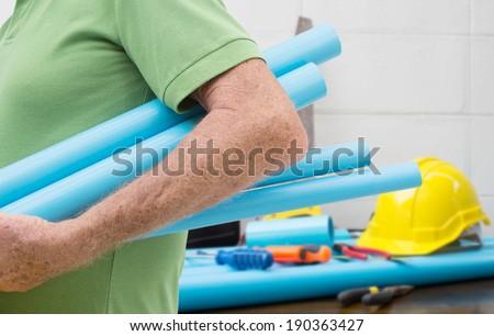 Plumbing  Service - stock photo