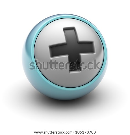 Plus  Full collection of icons like that is in my portfolio - stock photo